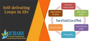 Self defeating life loops - Self-defeating Loops in life