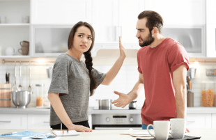 husband wife 310x201 - 18 Signs it is Time To Move on from a Relationship