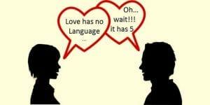 Five Love Languages for happier relationship