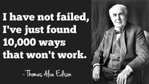 Requisite Variety Thomas Edison - Truth behind the Law of Requisite Variety: Are you really doing all that you can?