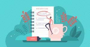 set your priorities 460x241 - Work-Life Balance: 7 Simple actionable tips that you can benefit from immediately
