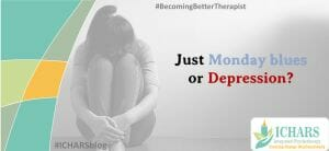 Depression meaning causes symptoms treatement - Just Monday blues or Depression - Complete Guide