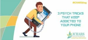 Mobile addiction  - 3 Psych Tricks that keep you Addicted to Phone