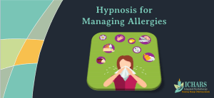 Hypnosis for allergy management - Step by Step guide to use Hypnosis for Allergy Cure