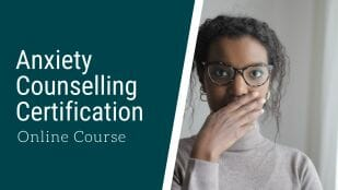 Online Anxiety Counselling Certification Course
