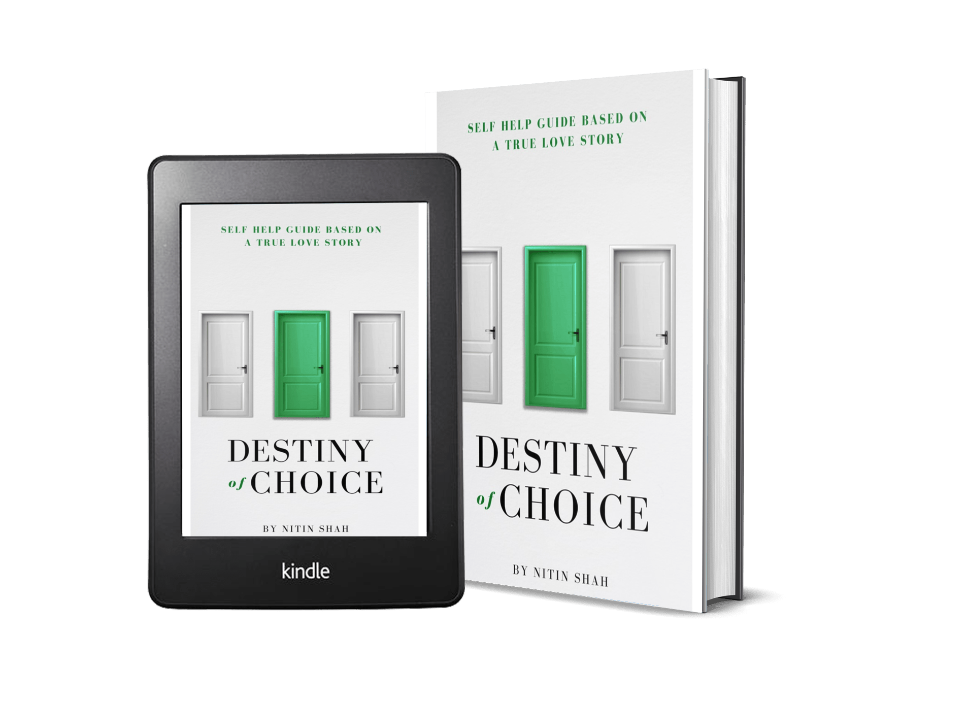 Destiny of choice book - About us