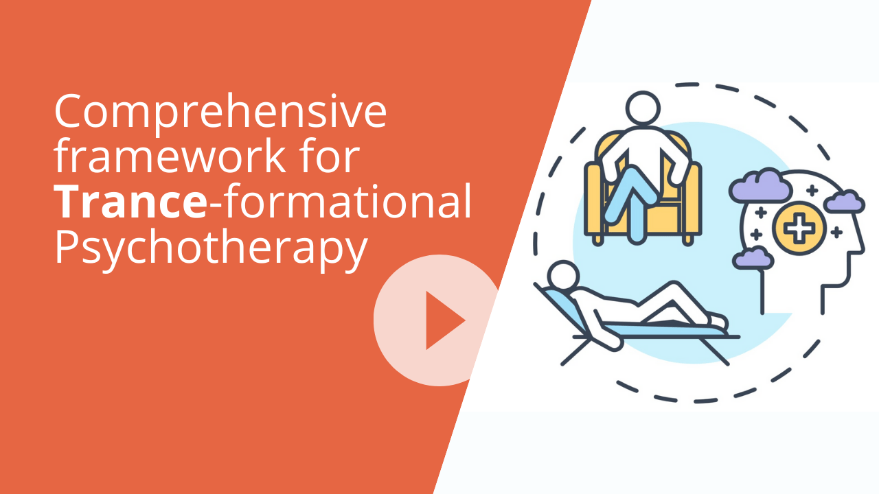 comprehensive framework for transformational psychotherapy diploma online - Clinical Hypnosis, NLP & Psychotherapy Training