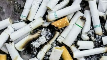 quit smoking case study